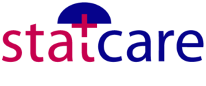 statcare urgent care logo footer