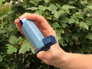 Asthma Tips: How To Use Your Rescue Inhaler