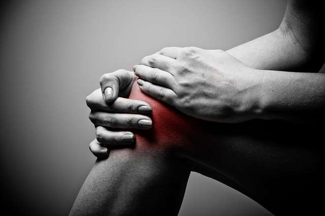 Knee Joint Pain From Arthritis
